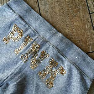 Victoria's Secret PINK Sweat Pants Size Medium